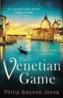 Venetian Game cover