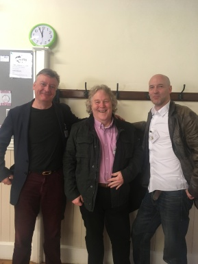 International Welsh Crime Writers : with Chris Lloyd and Cal Smyth